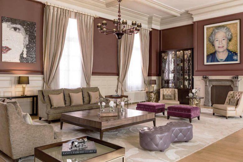 best hotels london St Pancras Renaissance Hotel Luxa Terra