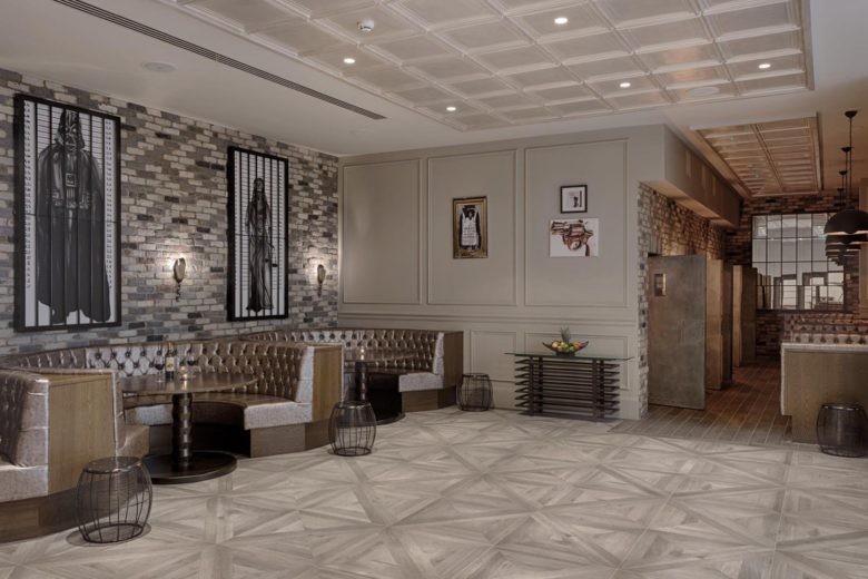 best hotels london Courthouse Hotel Shoreditch Luxa Terra