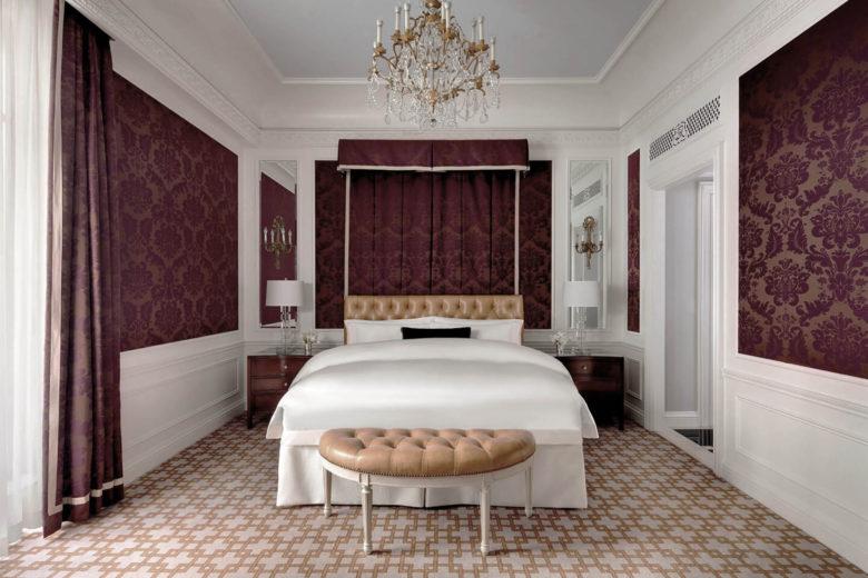 best hotels new york The St. Regis New York Luxa Terra