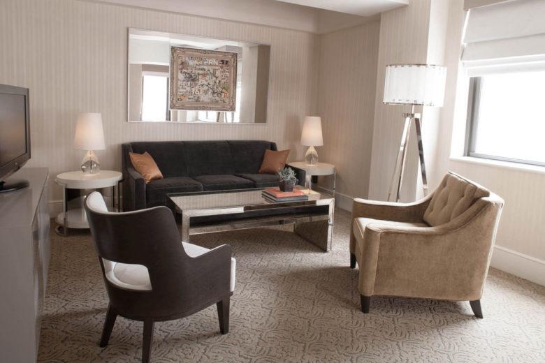 best hotels new york The Benjamin Luxa Terra