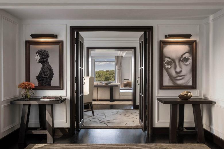 best hotels new york Ritz Carlton Luxa Terra