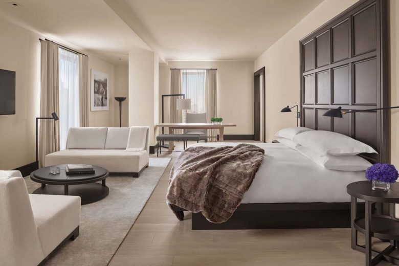 best hotels new york The New York Edition Luxa Terra