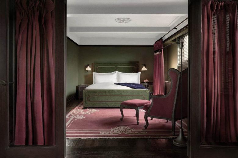 best hotels new york Gramercy Park Hotel Luxa Terra