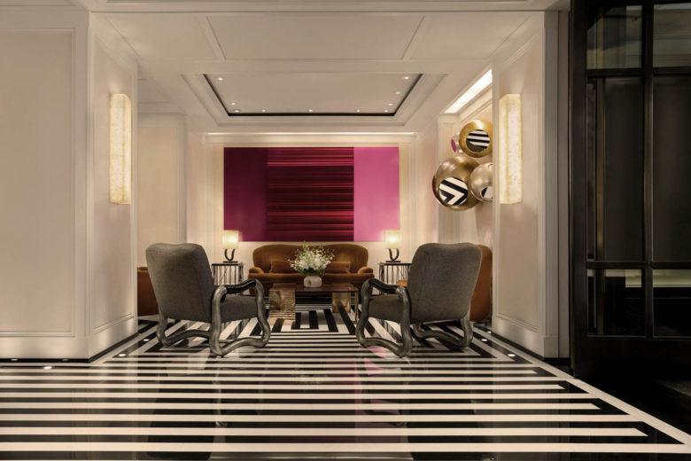 best hotels new york The Mark Luxa Terra