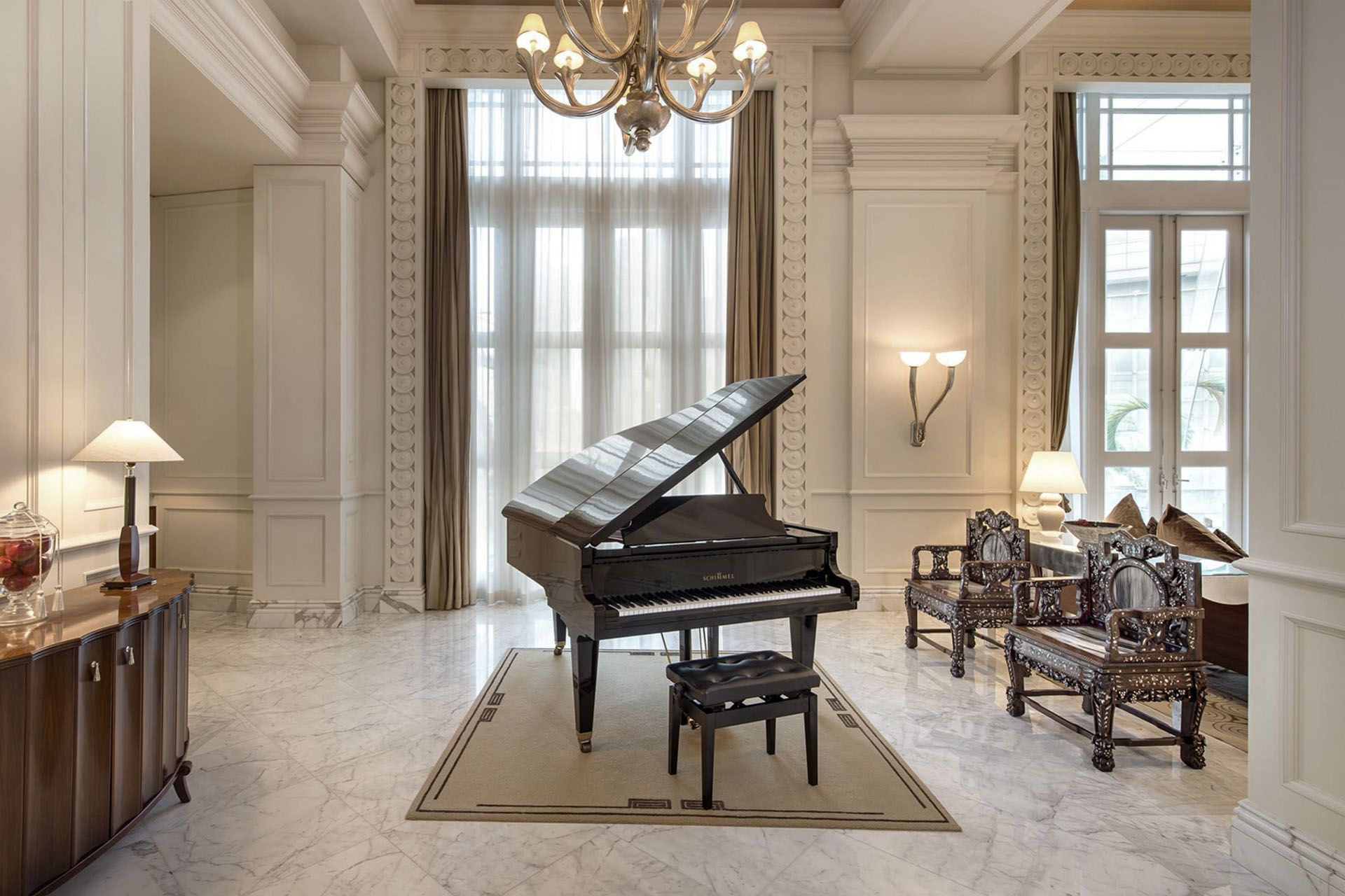 best hotels singapore Luxa Terra
