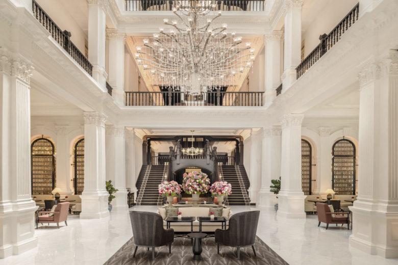 best hotels singapore Raffles Luxa Terra