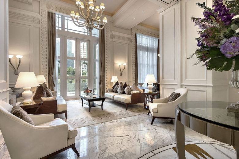 best hotels singapore The Fullerton Luxa Terra
