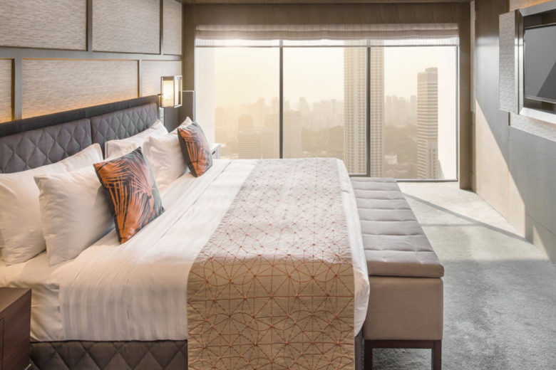 best hotels singapore Pan Pacific Luxa Terra