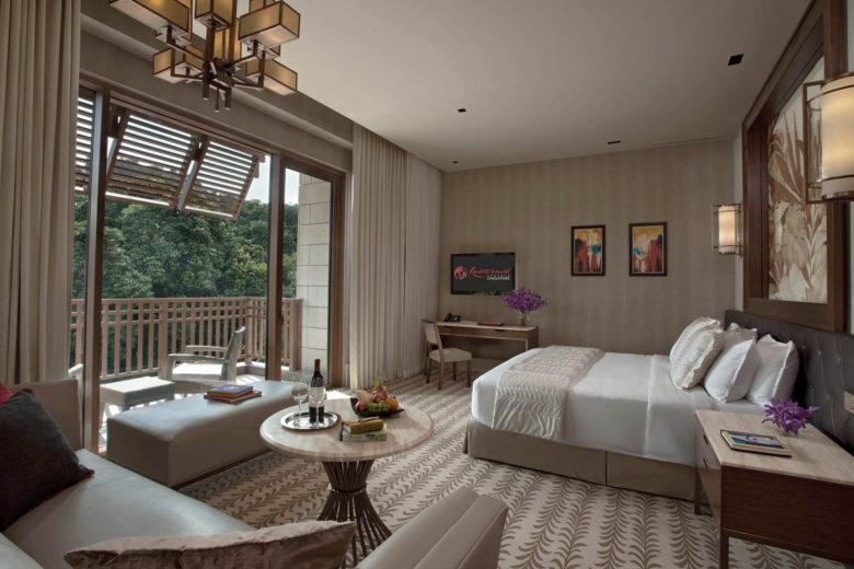 best hotels singapore Equarius Hotel Luxa Terra