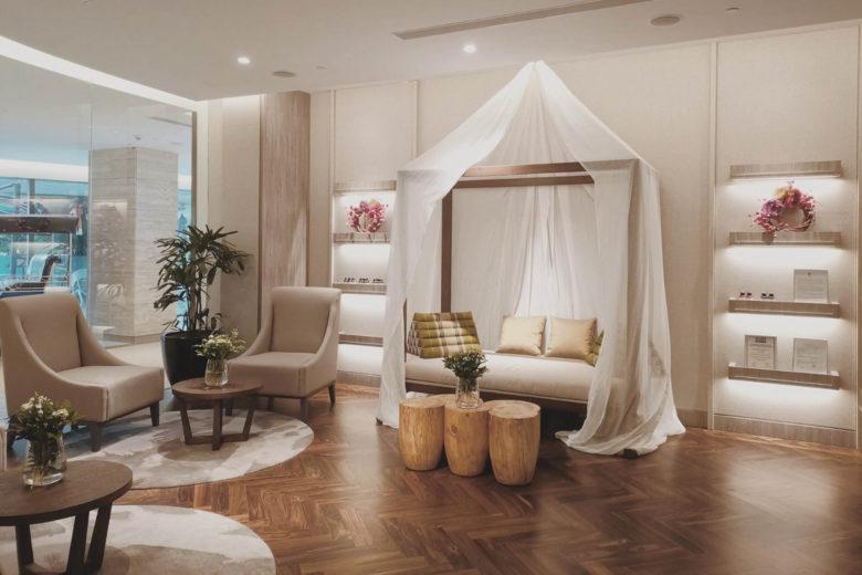 best hotels singapore Dusit Thani Laguna Luxa Terra
