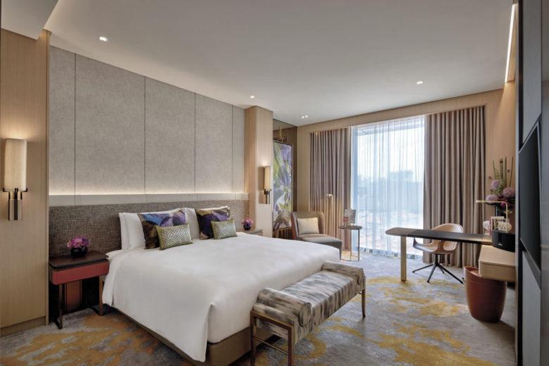 best hotels singapore Sofitel Luxa Terra