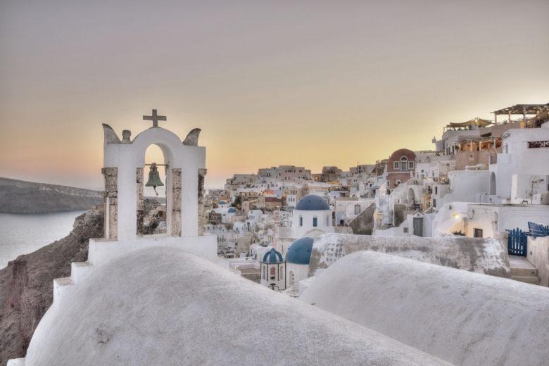 most beautiful islands in the world Santorini, Greece Luxa Terra