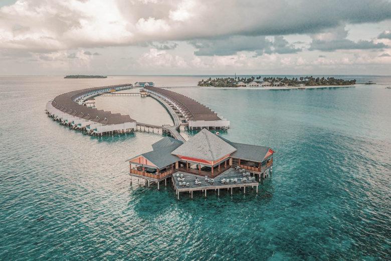 most beautiful islands in the world Maldives Luxa Terra