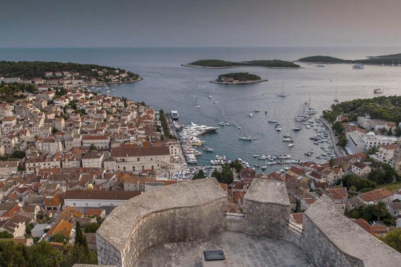 most beautiful islands in the world Dalmatian Islands, Croatia Luxa Terra
