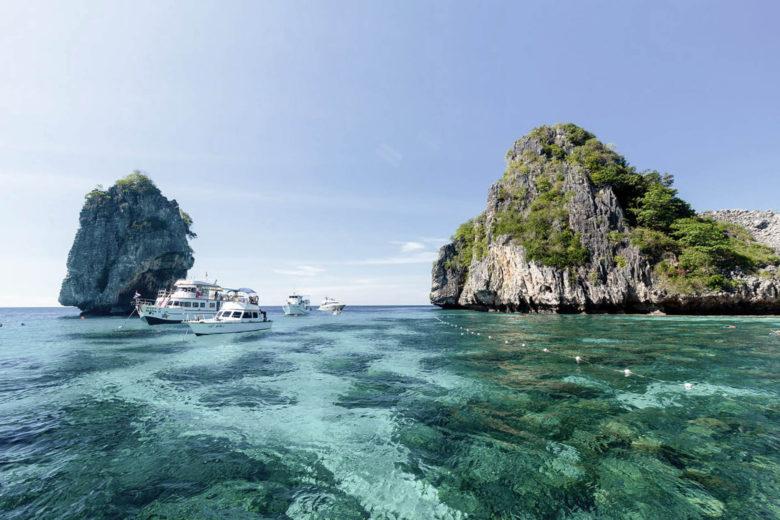 most beautiful islands in the world Koh Lanta, Thailand Luxa Terra
