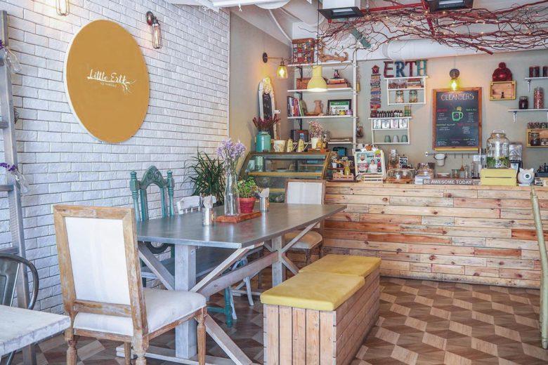 best vegan restaurants dubai little erth by nabz and g Luxa Terra