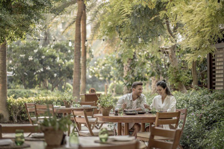 best vegan restaurants dubai folia Luxa Terra