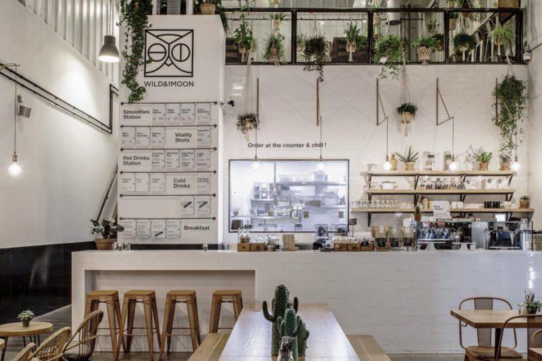 best vegan restaurants dubai wild and the moon Luxa Terra