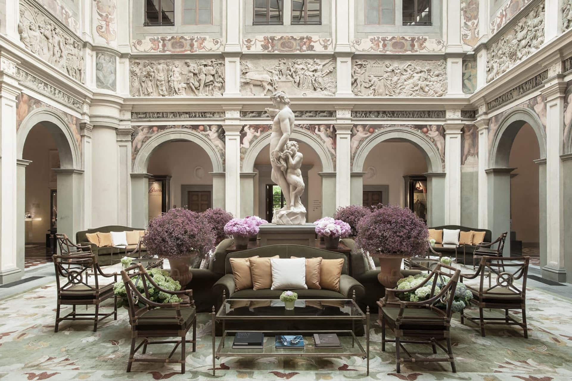 best hotels florence Luxa Terra