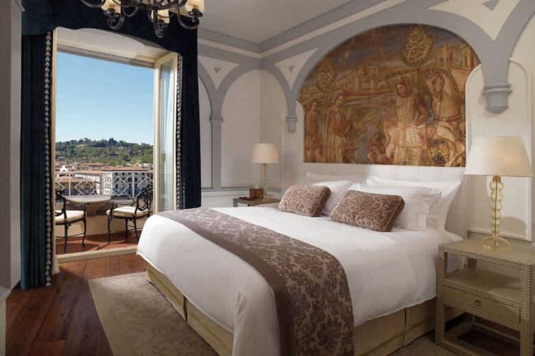best hotels florence st regis Luxa Terra