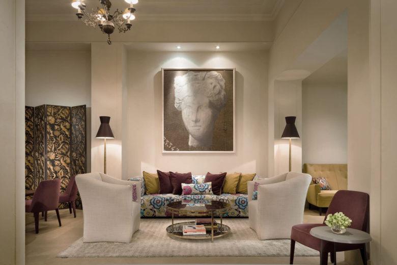 best hotels florence hotel savoy Luxa Terra