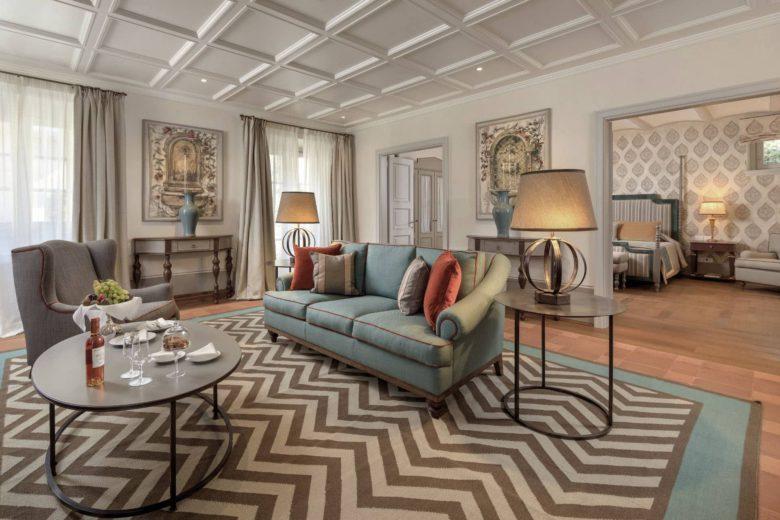 best hotels florence villa la massa Luxa Terra