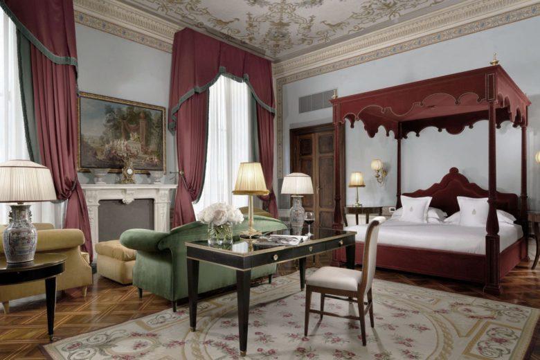 best hotels florence villa cora Luxa Terra