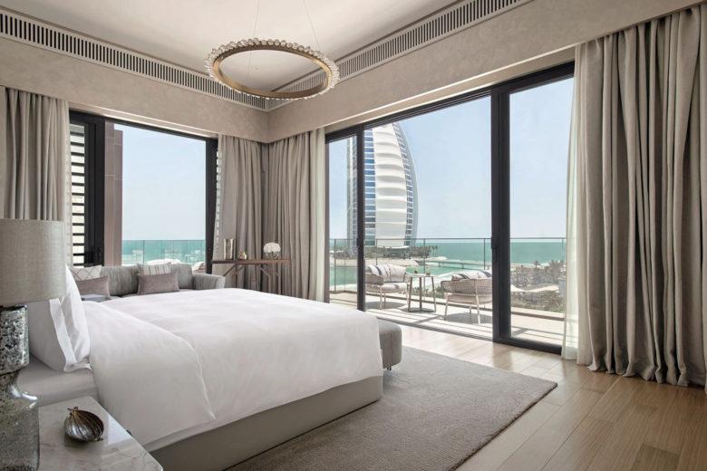 best hotels dubai burj al arab Luxa Terra
