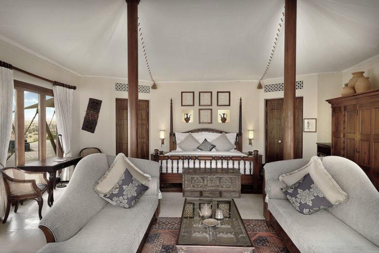 best hotels dubai al maha resort Luxa Terra