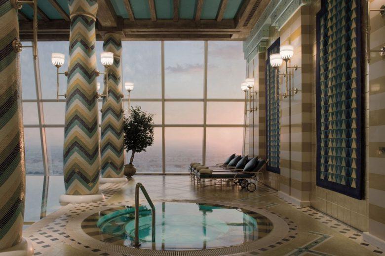 best spas dubai talise spa at burj al arabspa Luxa Terra