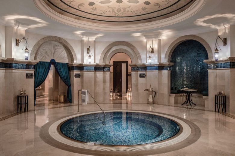 best spas dubai one and only royal mirage Luxa Terra