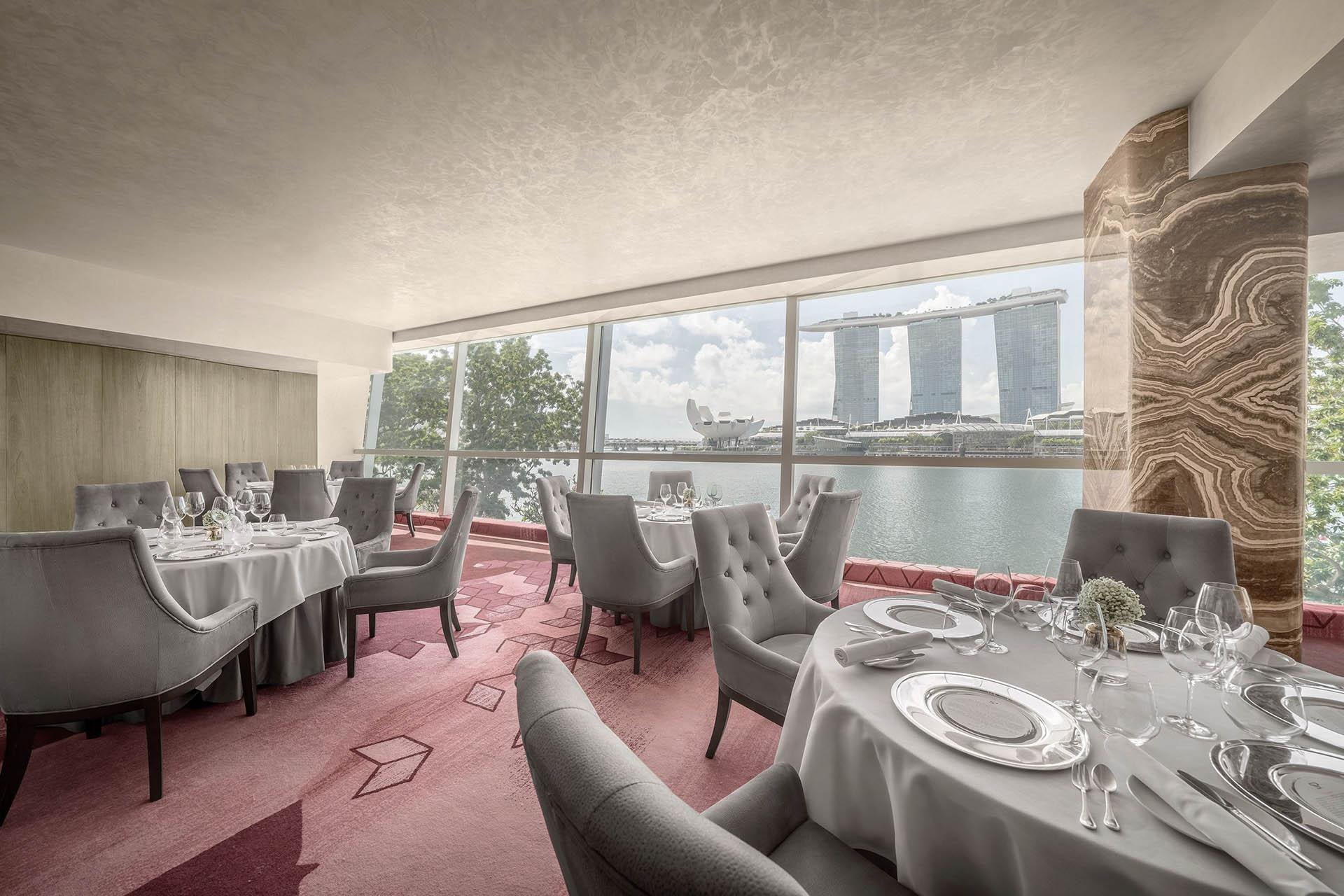 best vegetarian restaurants singapore Luxa Terra