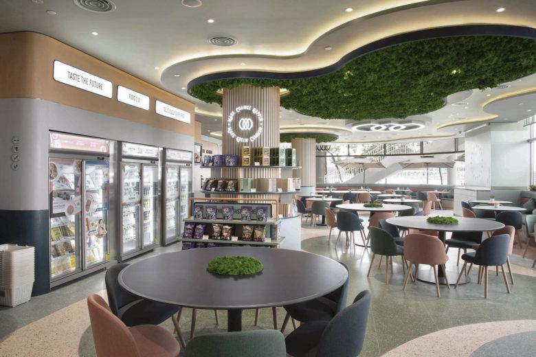 best vegetarian restaurants singapore green common Luxa Terra