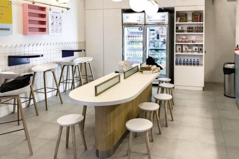 best vegetarian restaurants singapore project acai Luxa Terra