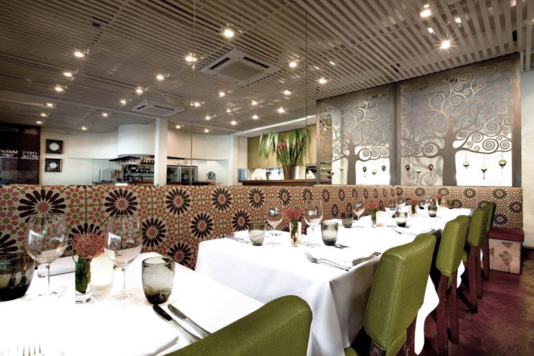 best vegetarian restaurants singapore original sin Luxa Terra