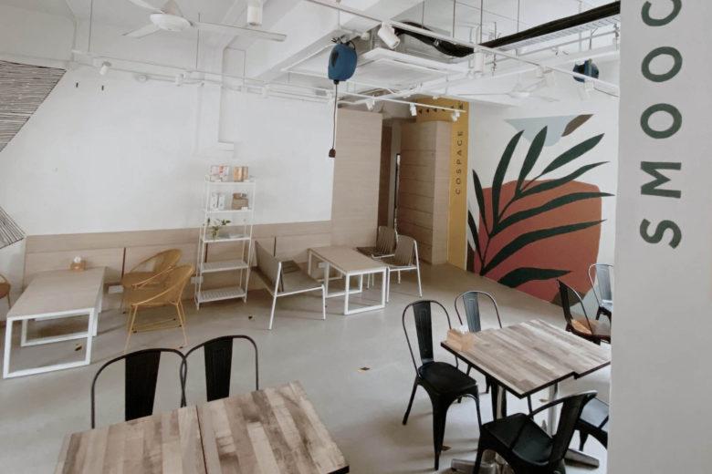 best vegetarian restaurants singapore smoocht cafe Luxa Terra