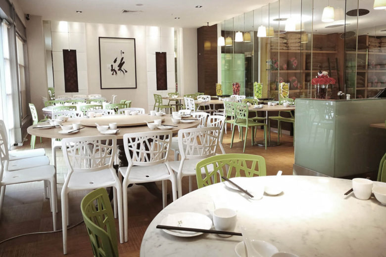 best vegetarian restaurants singapore lingzhi Luxa Terra