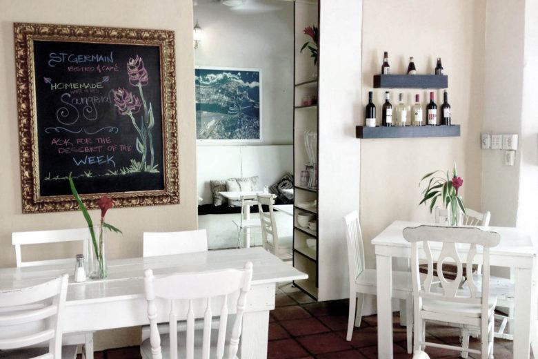 best vegan restaurants puerto rico st germain Luxa Terra
