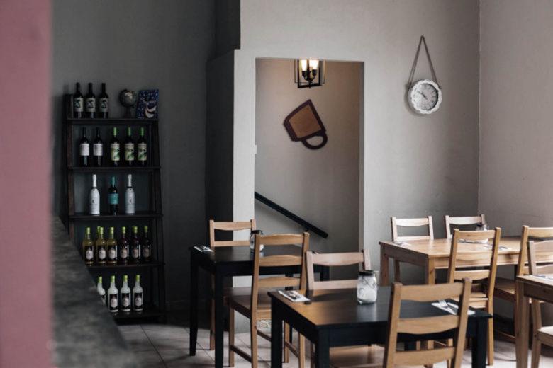 best vegan restaurants puerto rico el grifo Luxa Terra