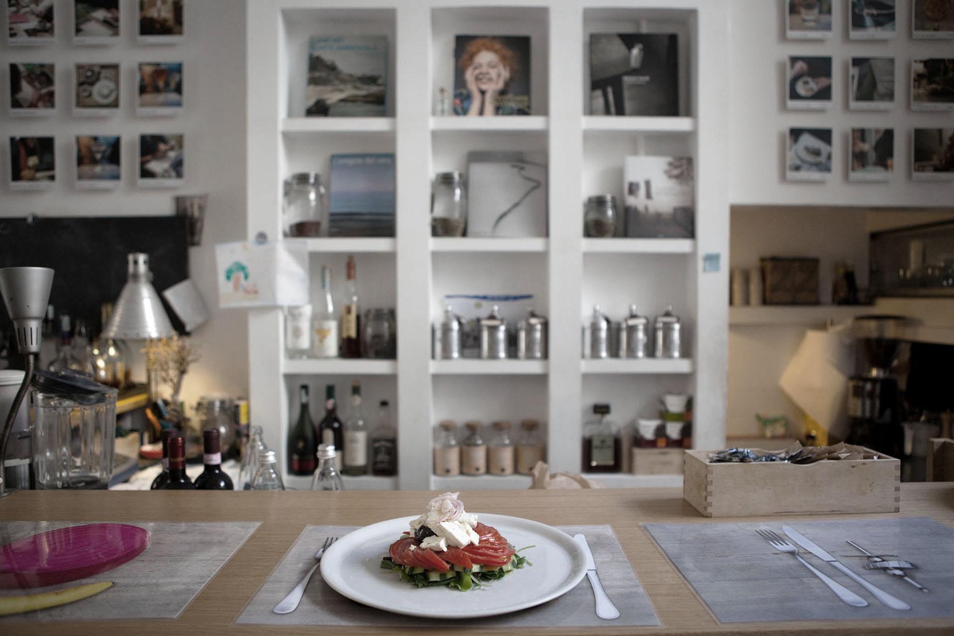 best vegan restaurants florence Luxa Terra