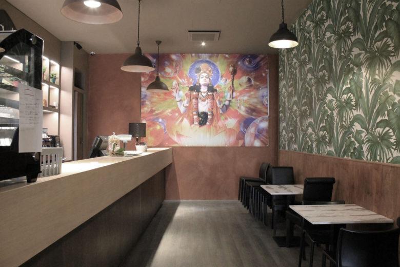 best vegan restaurants florence nirvana ristorante Luxa Terra