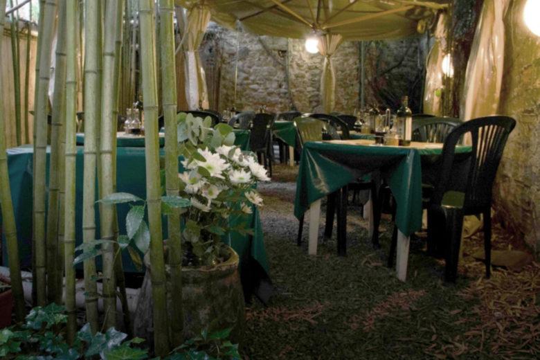best vegan restaurants florence il vegetariano Luxa Terra