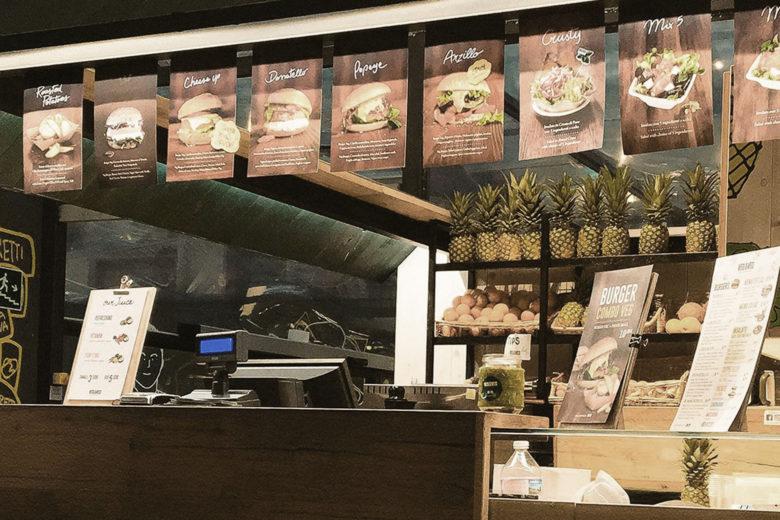 best vegan restaurants florence veg e veg Luxa Terra