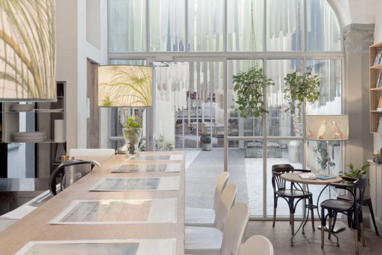 best vegan restaurants florence libreria brac Luxa Terra